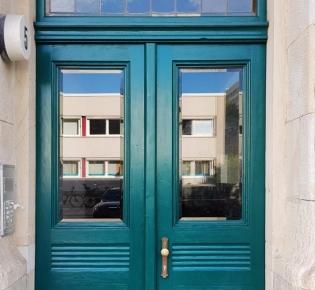 Tischlerei Sebastian Schramm, Dresden Neustadt - Restaurierung Haustüren