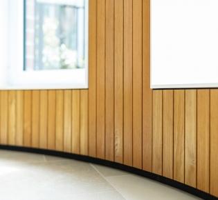 Tischlerei Sebastian Schramm Dresden Neustadt - Innenausbau, Holz: Lärche