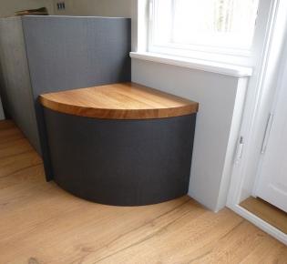Tischlerei Sebastian Schramm - Einbauküche, Holzplatte