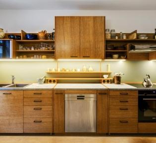Tischlerei Sebastian Schramm, Dresden Neustadt – maßgefertigtes Küchenmöbel