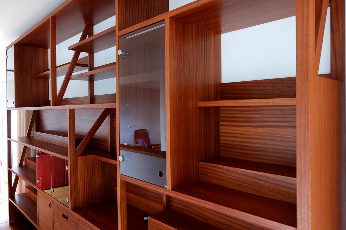 Einrichtungen und Möbel für Wohnzimmer - Tischlerei S. Schramm