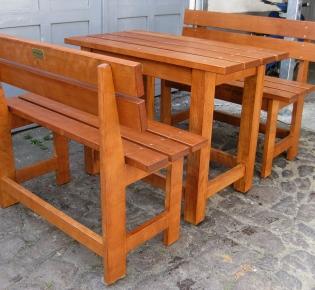 Tischlerei Sebastian Schramm - Sitzgruppen für ein Restaurant
