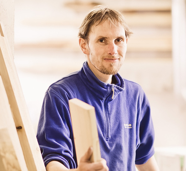 Tischlerei Sebastian Schramm - Inhaber Sebastian Schramm