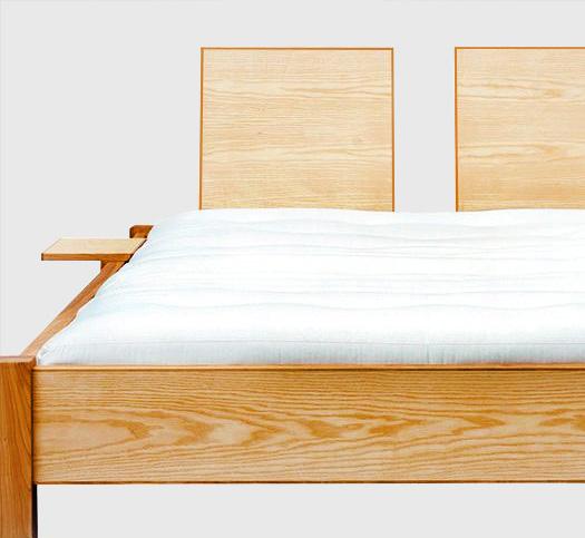 Tischlerei Sebastian Schramm - Doppelbett